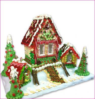 Snoephuis Kerst