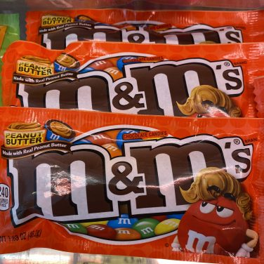 M&M's Peanutbutter