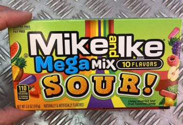 Mike and Ike Sour