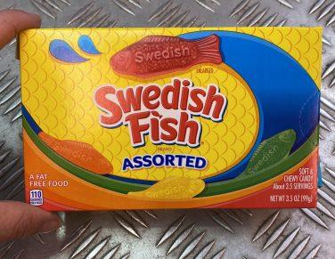 Swedish Fish assorted