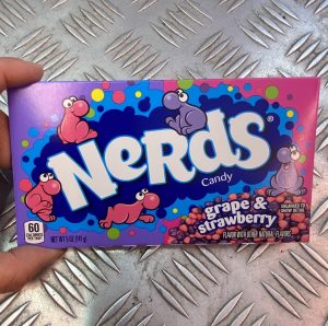 Nerds grape & strawberry