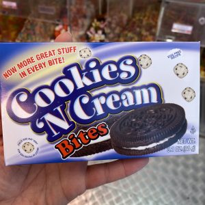 Cookie and Cream