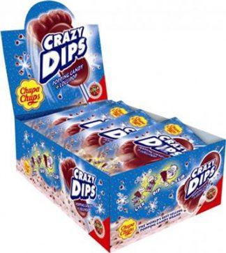 Crazy dip Cola