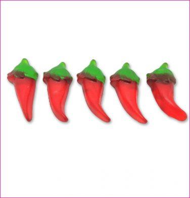 hot chili peper