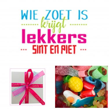 Candy Box ⎜Sint en Piet