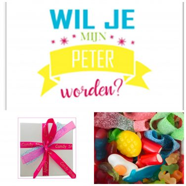 Candy Box ⎜Peter worden?