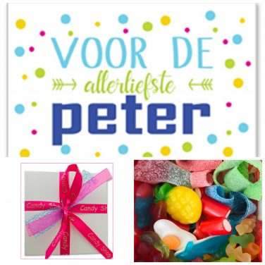 Candy Box ⎜Allerliefste peter