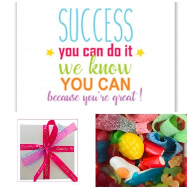 Candy Box ⎜Succes, yes you can