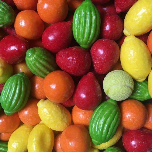 fruit kauwgom