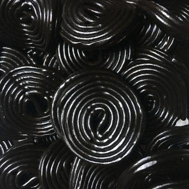 zwarte jojo's