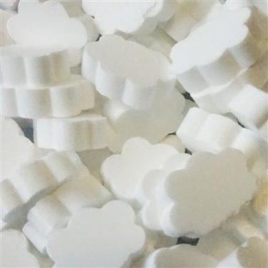 Dextrose wolkjes wit