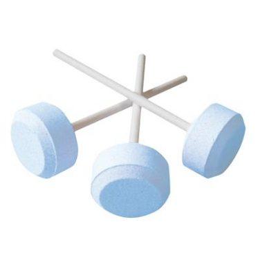 Dextrose lolly blauw