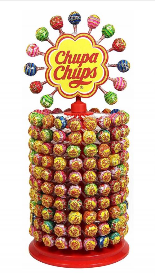 Chupa Chups wheel