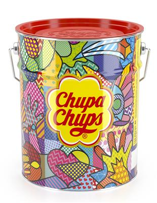 Chupa Chups tin The Best Of