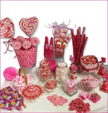 Candy Shop | ROZE / ROOD snoepbuffet