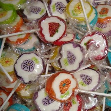 Bloem fruitlolly