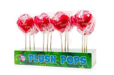 Pluche pop I love you