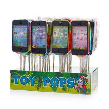 Toy pop smartphone