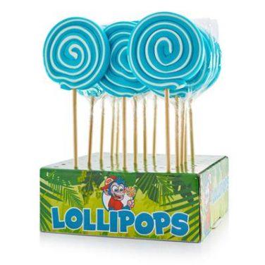 Spiral pop Blue