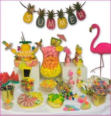 Candy Shop | PINA COLADA snoepbuffet
