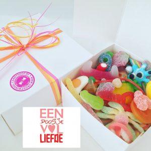Candy Box ⎜Een doosje vol liefde