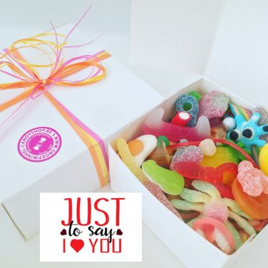 Candy Box ⎜Just to say I love you