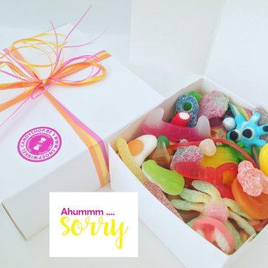Candy Box ⎜Ahummm... Sorry