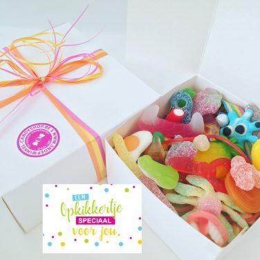 Candy Box ⎜Een opkikkertje speciaal voor jou
