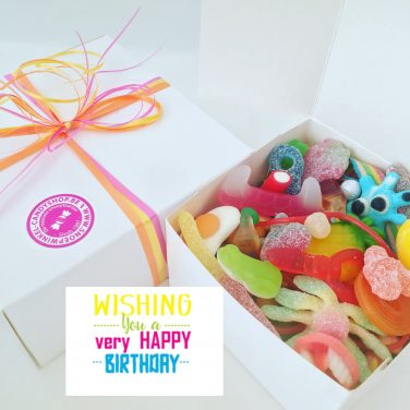 Candy Box ⎜Wishing you a very happy birthday