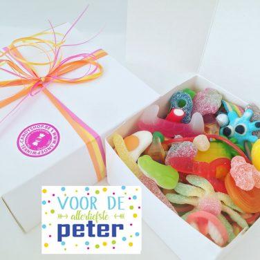 Candy Box ⎜Voor de allerliefste peter
