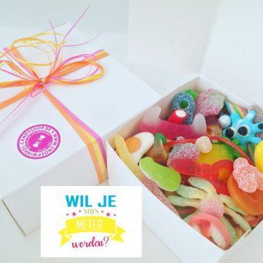 Candy Box ⎜Wil je mijn meter worden?