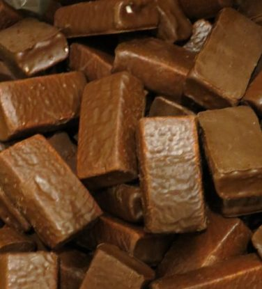 Chocolade spek