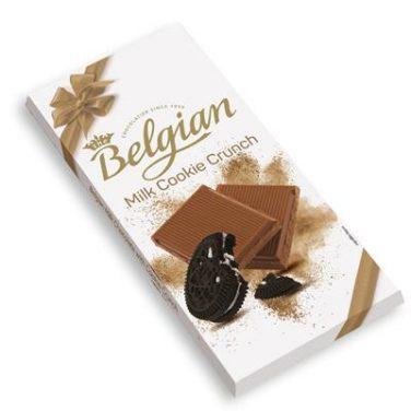 The Belgian Cookie Crunch