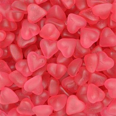 Joris harten rood rode vruchten