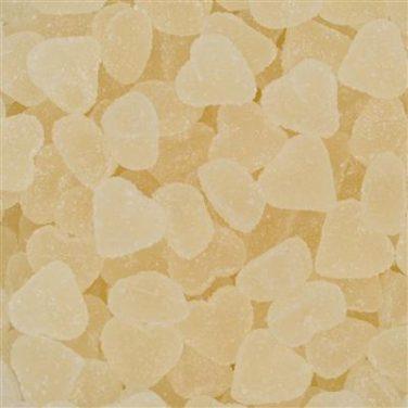 Joris gesuikerde harten wit ananas