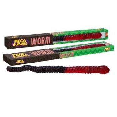 Mega Gummie Worm