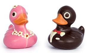 Valentine Ducks
