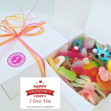 Candy Box ⎜Valentijn