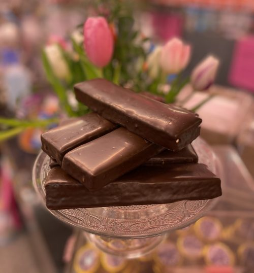 Artisanaal Chocoladespek 15cm