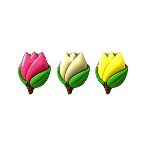 Tulp melkchocolade