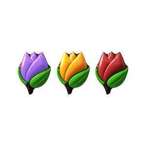 Tulp pure chocolade