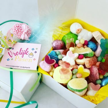 Candy Box ⎜Easter edition