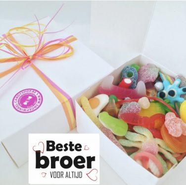 Candy Box ⎜Beste broer