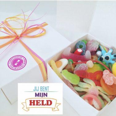Candy Box ⎜Jij bent mijn held