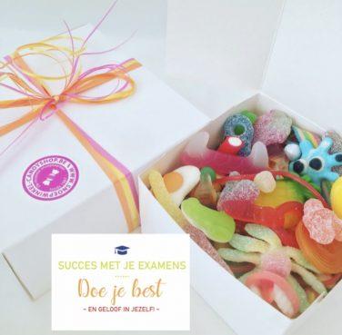 Candy Box ⎜Succes met je examens