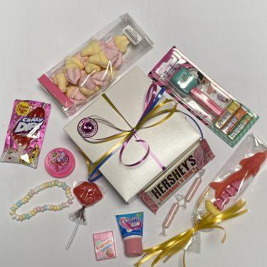 Allertofste roze cadeaubox