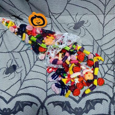 Puntzak Scary Halloweencandy