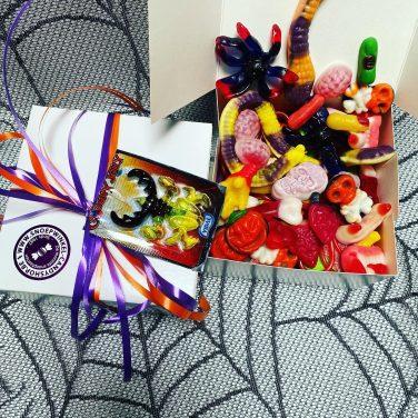 Candy Box ⎜Scary Halloweencandy